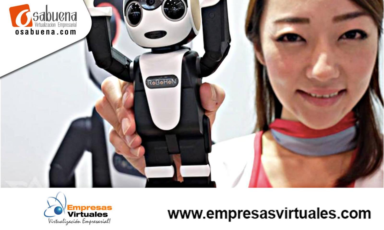 Conoce a RoboHoN, el primer robot-Smartphone